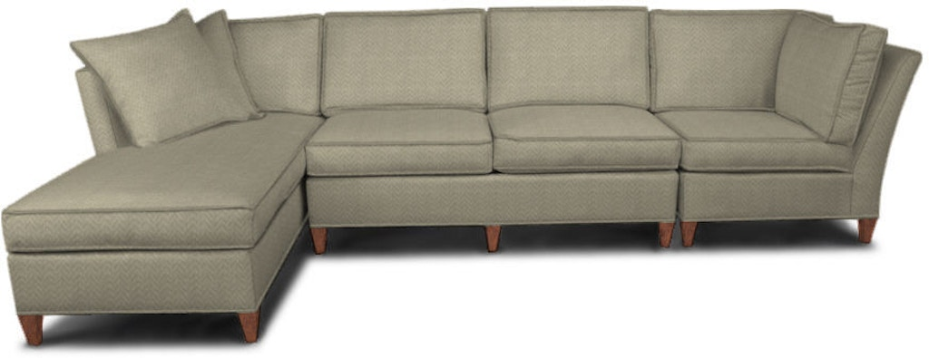 Hickory Chair 1504-Sect Living Room Sectional