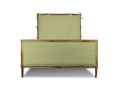 Hickory Chair Candler California King Headboard Only Slipcover 1560-18