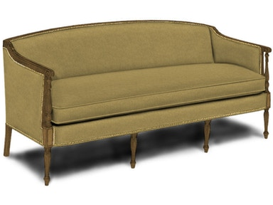 Hickory Chair Sheraton Love Seat 1844-00