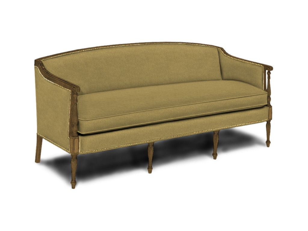 Hickory Chair Living Room Sheraton Sofa 1840 00 At Gasiors Furniture U0026  Interior Design