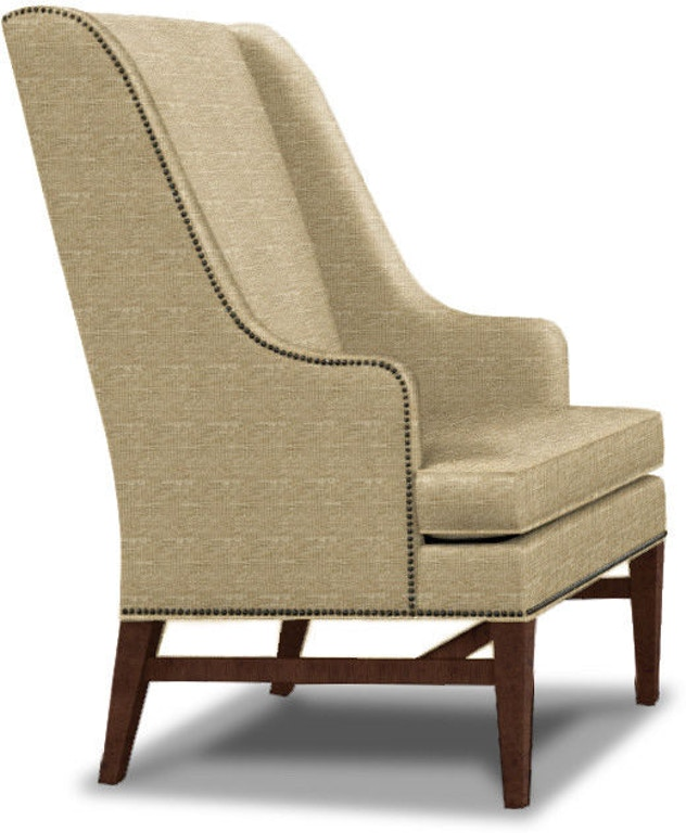 Hickory Chair 9512 55 Living Room Wing Chairs
