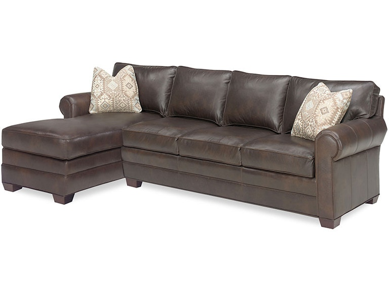 Temple Living Room Sectional 17310 Series - Ramsey Furniture Company ...