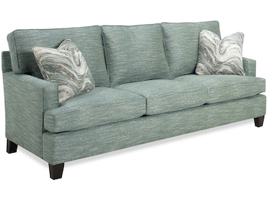 Lake Hickory Milahan Three Cushion Sofa 1770-84