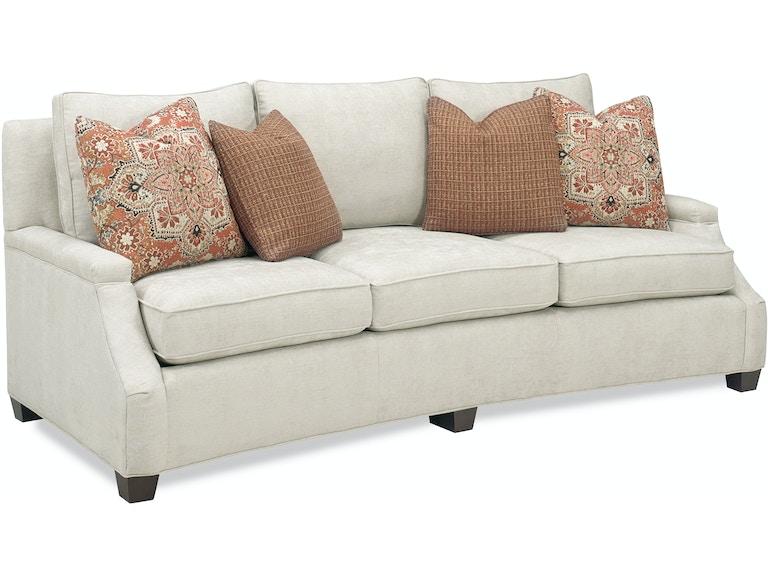 Temple Living Room Sofa 26320 91 Ramsey Furniture Company Covington And Atlanta Ga