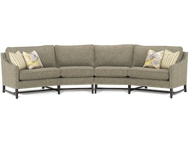 Lake Hickory Sassy Sectional 5102 Series