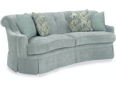 Temple Living Room First Lady Two Cushion Sofa 6100 90