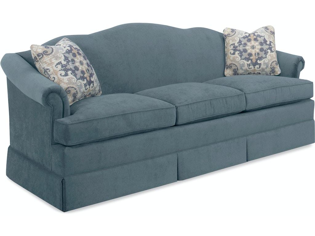 Temple Living Room Sofa 8-8 - FX Marcotte Furniture - Lewiston, ME