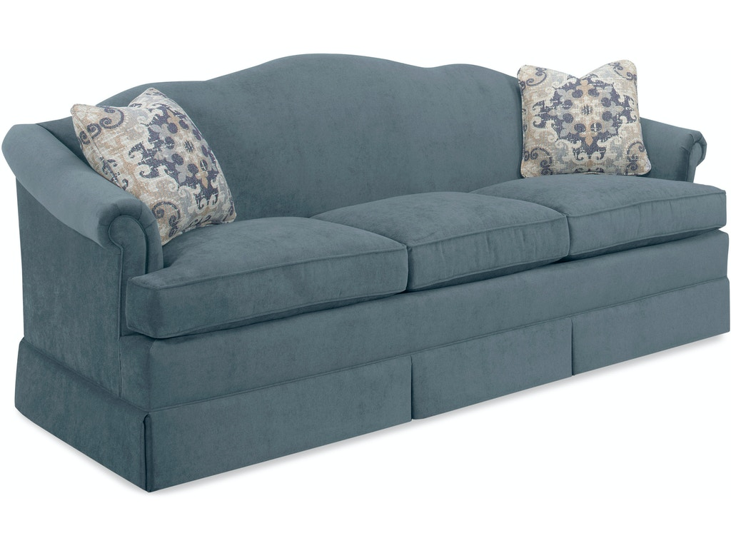Temple living room yorktown sofa 620 86 eller and owens for Sofa eller couch