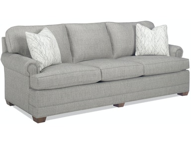 Lake Hickory Tailor Made Three Cushion Sofa 5530-95