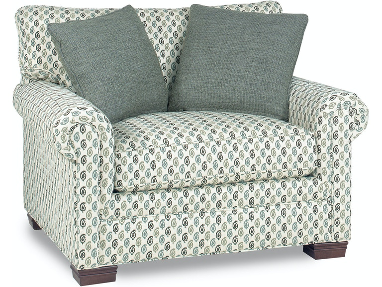 Temple Living Room Cohen Chair 8205 Americana Furniture