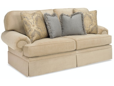Lake Hickory Comfy Two Cushion Sofa 9100-85