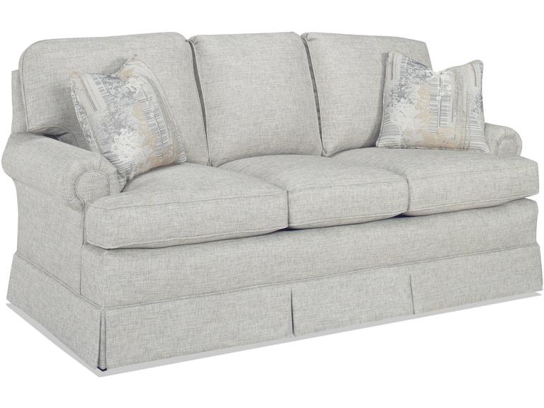 Temple Living Room American Sofa 980-74 - Ramsey Furniture Company ...
