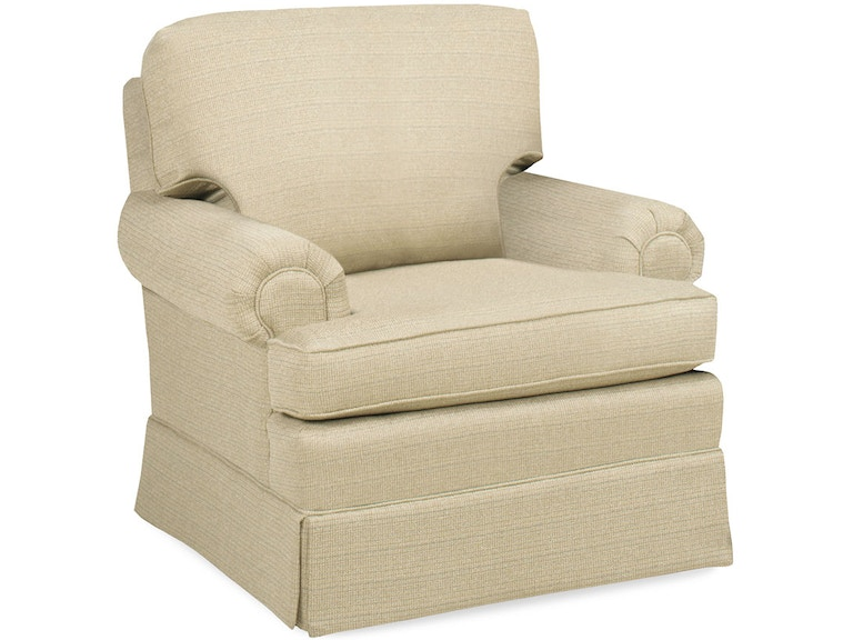 Temple Living Room American Chair 985 Ramsey Furniture Company