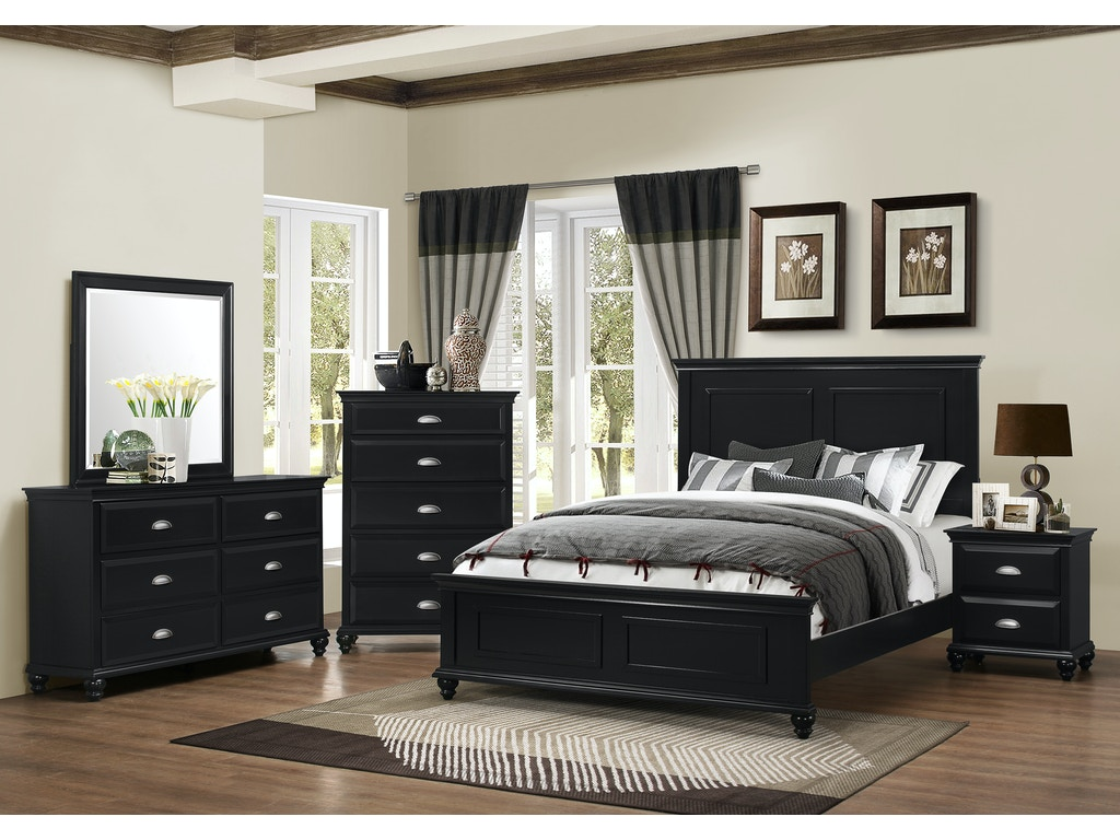 Simmons Upholstery Casegoods Bedroom 1000 King Headboard Footboard China Towne Furniture