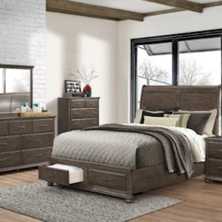 Simmons Upholstery & Casegoods Bedroom 1026-Chest