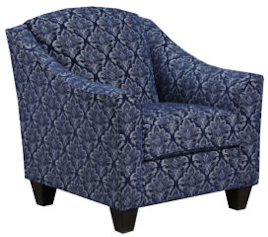 Terrific Simmons Upholstery Casegoods Living Room Accent Chair 2154 Ocoug Best Dining Table And Chair Ideas Images Ocougorg