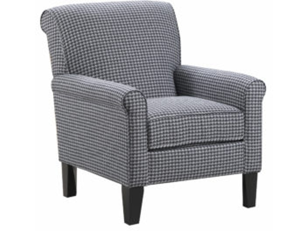 simmons upholstery casegoods living room 2160 accent chair goldsteins furniture bedding. Black Bedroom Furniture Sets. Home Design Ideas