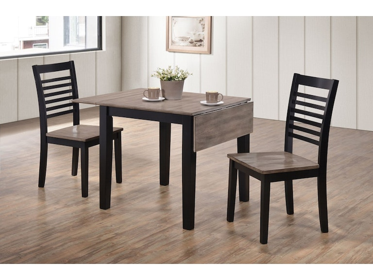 Simmons Upholstery Casegoods Hampton 3 Pc Dining Set 5014 53