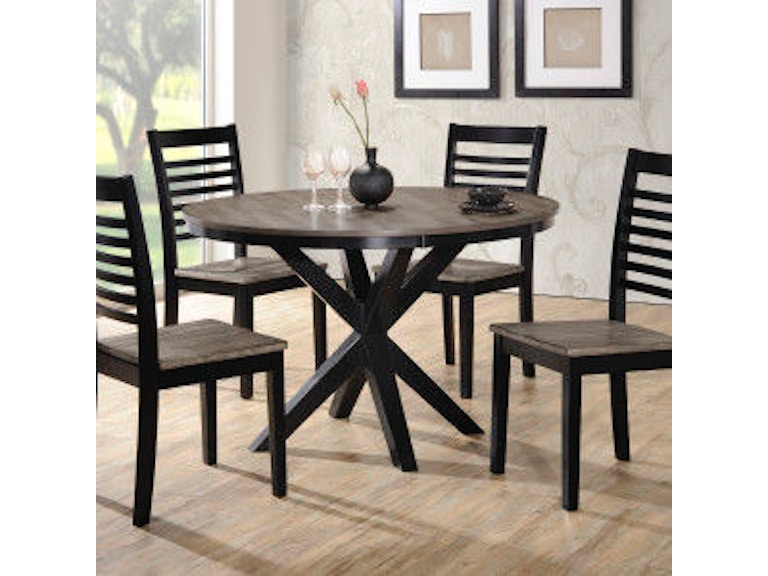 Simmons Upholstery Casegoods Dining Room South Beach Set 5018 At Furniture Marketplace