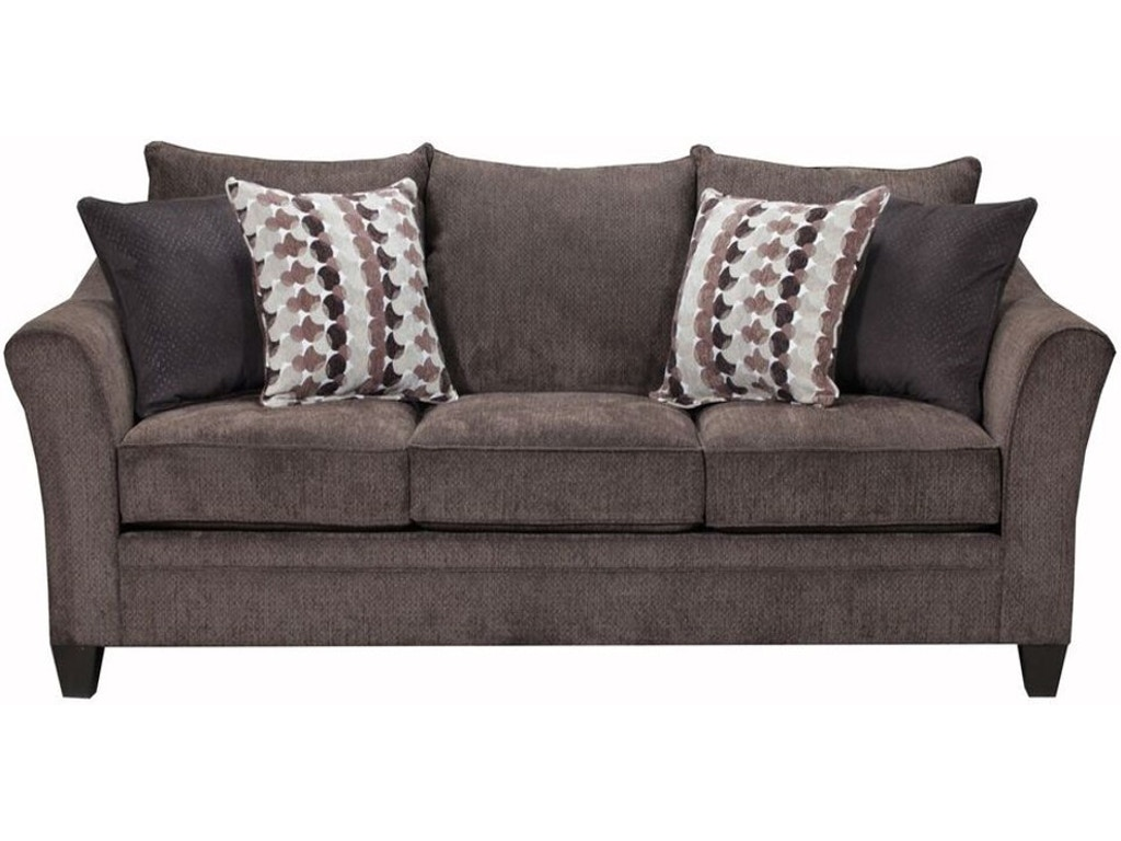 Simmons Upholstery Amp Casegoods Living Room 6485 Sofa