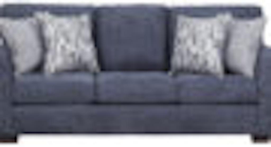 Enjoyable Simmons Upholstery Casegoods Living Room 7058 Sofa Z R Pdpeps Interior Chair Design Pdpepsorg