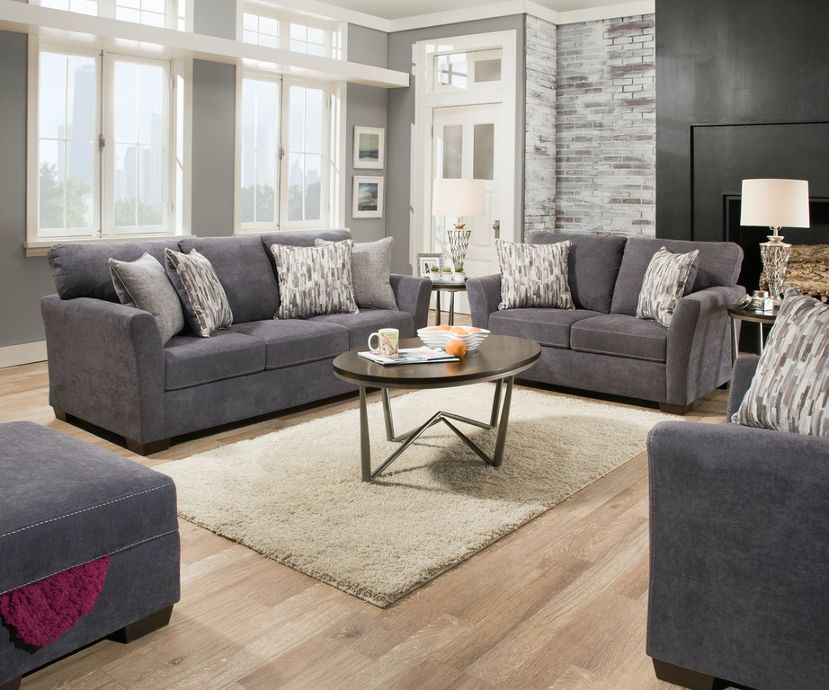 Remarkable Simmons Upholstery Casegoods Living Room 7058 Sofa Z R Ocoug Best Dining Table And Chair Ideas Images Ocougorg
