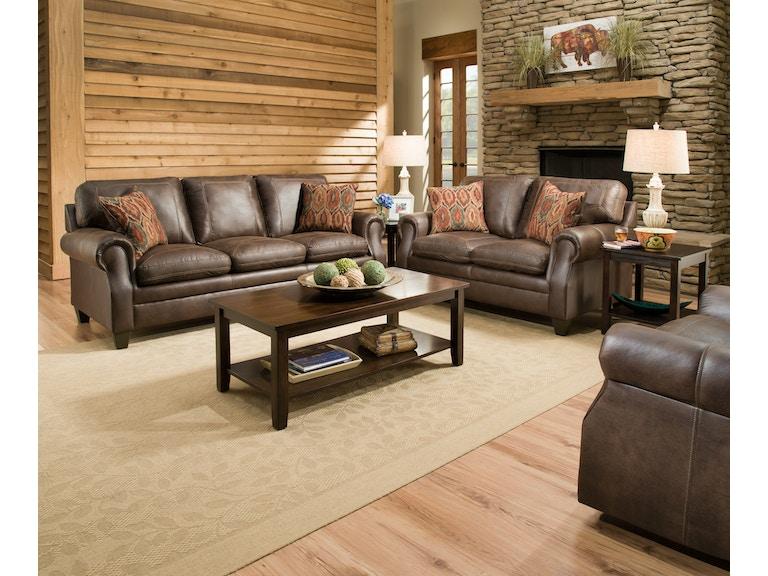 Simmons Upholstery Casegoods 8069 Sofa