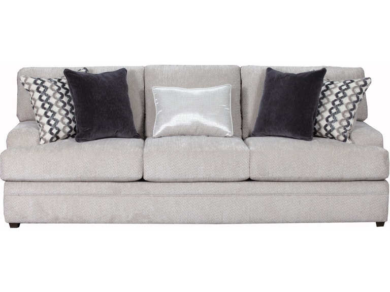 Simmons Upholstery Casegoods Living Room 8560br Sofa