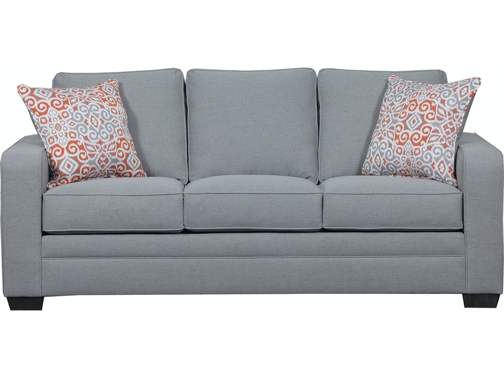 Simmons Upholstery amp Casegoods Living Room 9064 Sofa