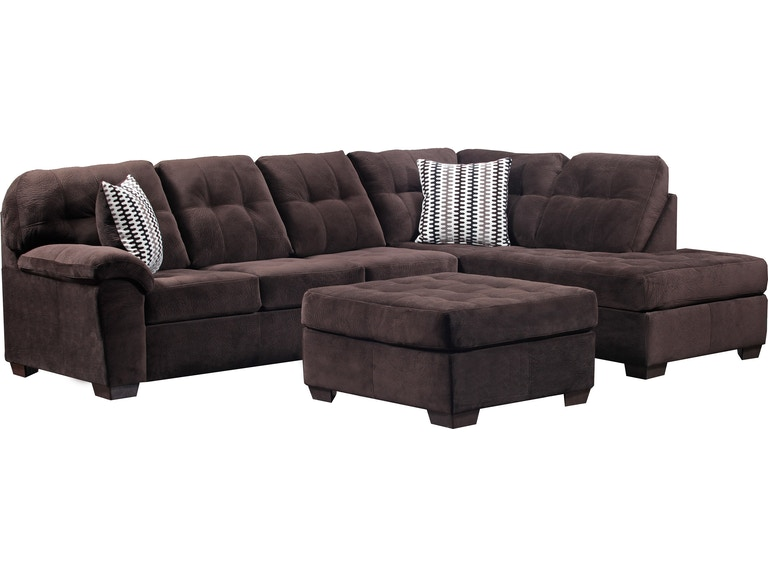 Simmons Upholstery Casegoods Living Room 9578 Sectional China