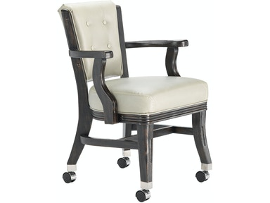 Darafeev Club Chair With Casters 660-4LC