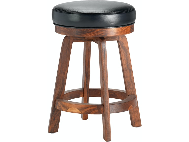 online store d39d4 96151 Darafeev Bar and Game Room Counter Height Walnut Barstool ...