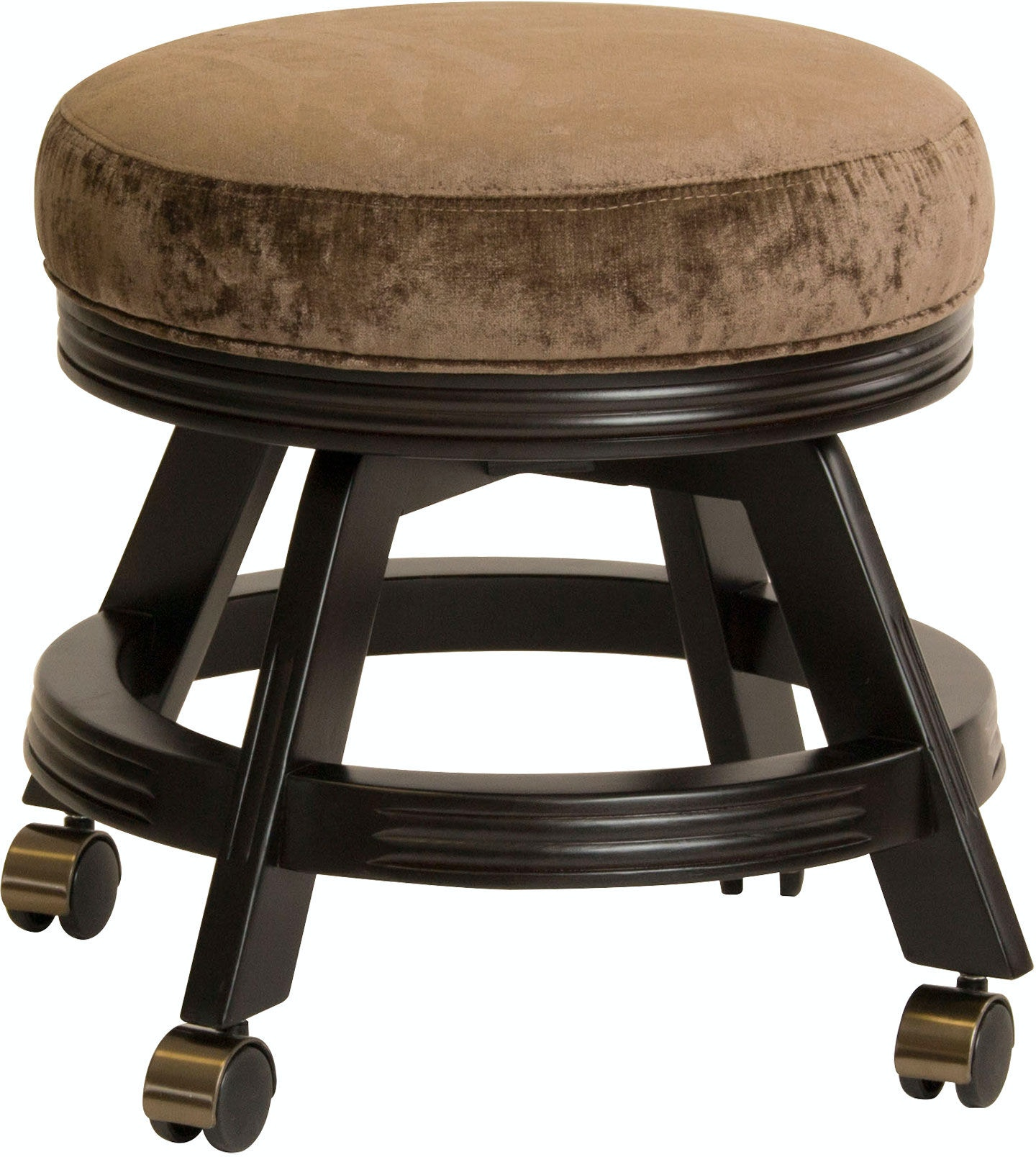 Darafeev Bedroom Vanity Stool With Casters 938 18c Zing