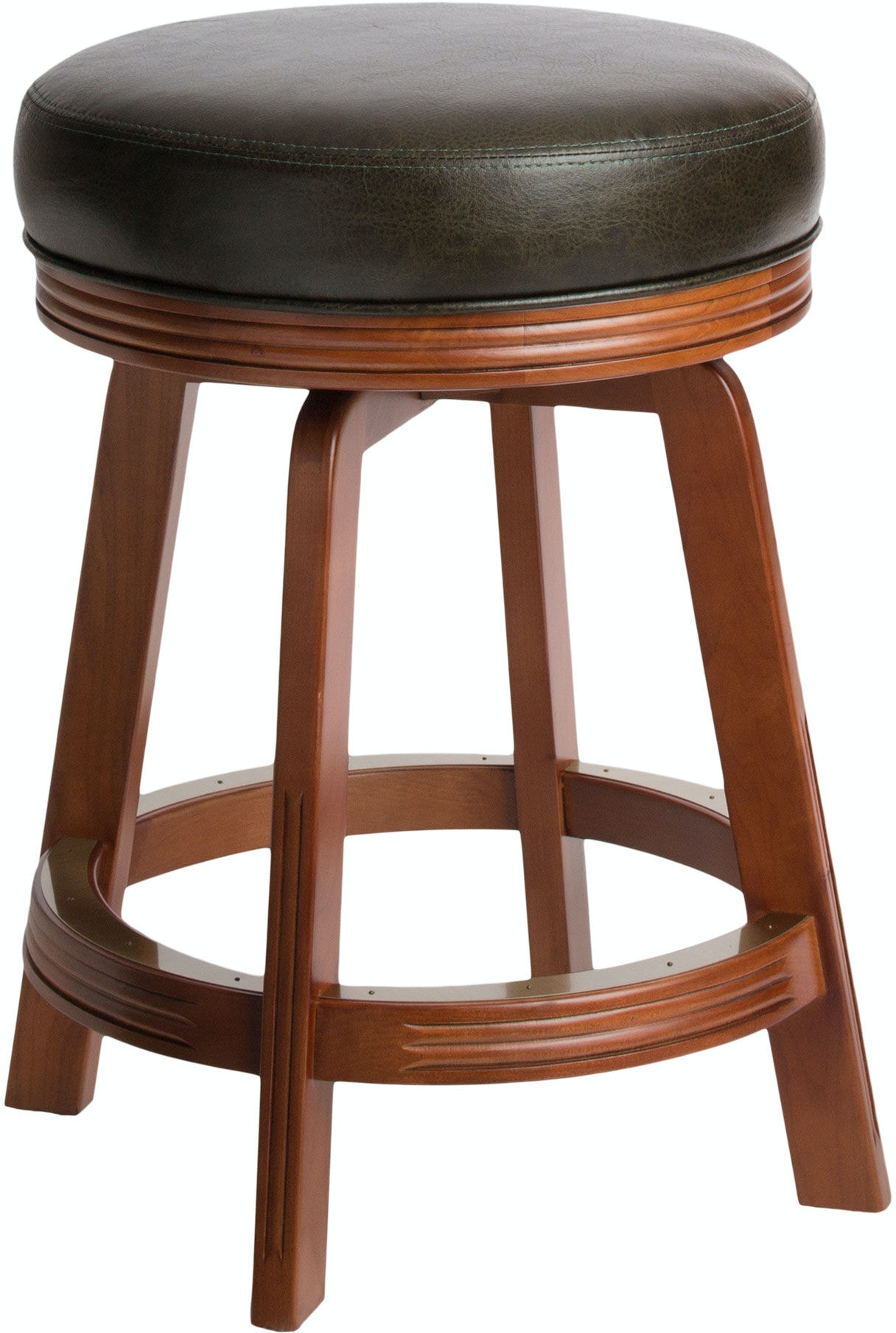 Darafeev Bar And Game Room Counter Height Barstool Maple