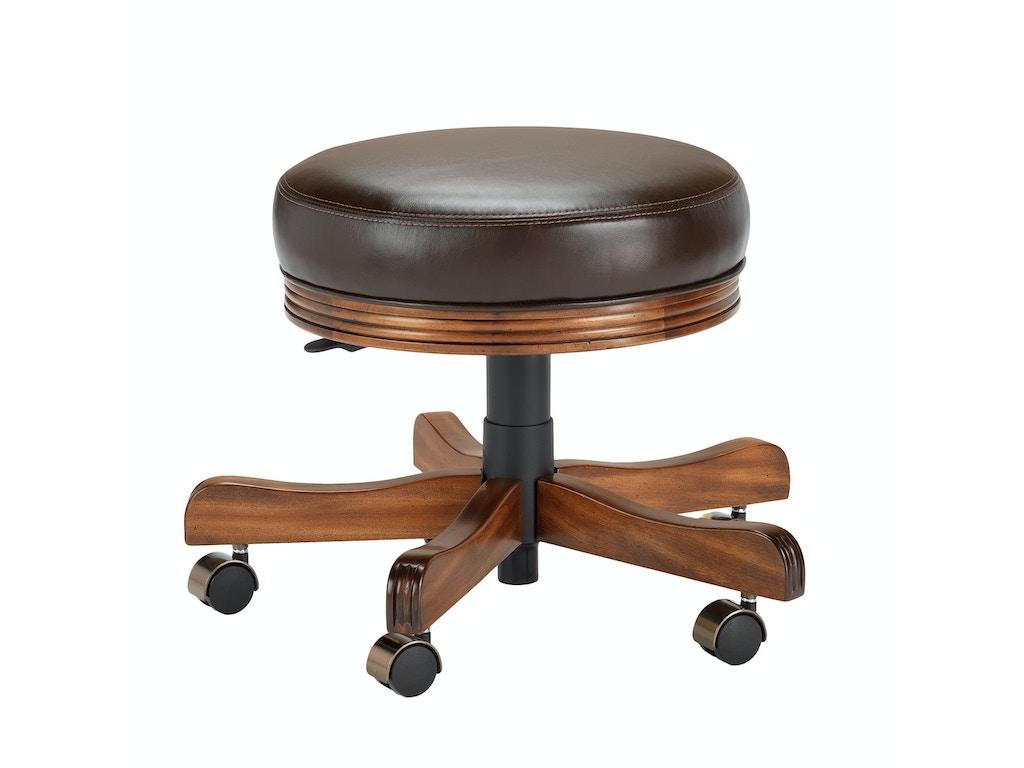 Darafeev Backless Game Chair / Vanity Stool 938-GC