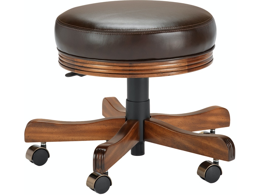 Darafeev Bar And Game Room Backless Game Chair / Vanity