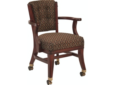 Darafeev Club Chair With Casters 960-4LC