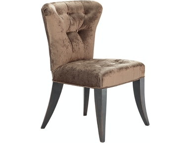 Darafeev Bourbon Flexback Club Chair BOU-F-4LA