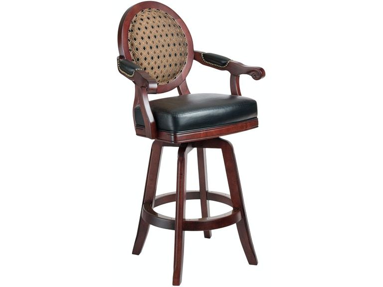 Sensational Darafeev Bar And Game Room Counter Height Barstool Maple Bralicious Painted Fabric Chair Ideas Braliciousco
