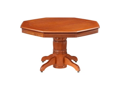 Darafeev Corsica Poker Dining Table With Bumper Pool COP354-PL