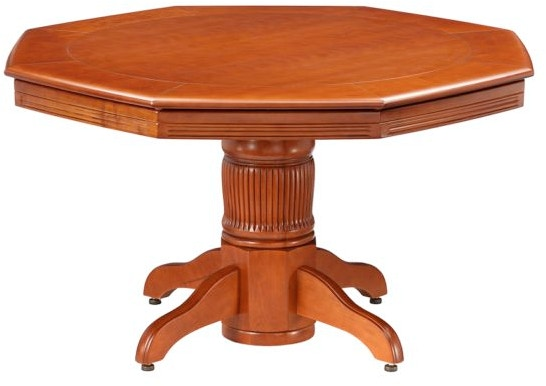 Darafeev Bar And Game Room Corsica Poker Dining Table With