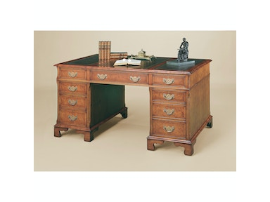 Holland & Co Brompton Double Pedestal Desk 1825