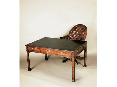 Holland & Co Chippendale Writing Table 2201