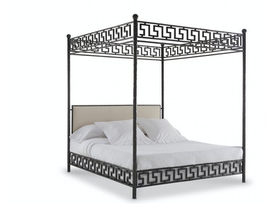 Bunny Williams Home Ellsworth King Bed BLH-UPH-57K