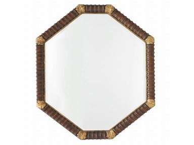 Bunny Williams Home Acanthus Mirror BLH1150