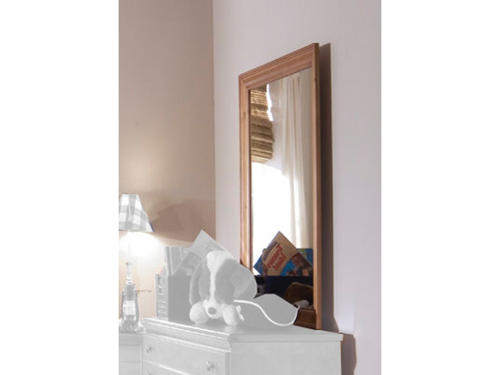 Carolina furniture works accessories landscape mirror for Carolina furniture