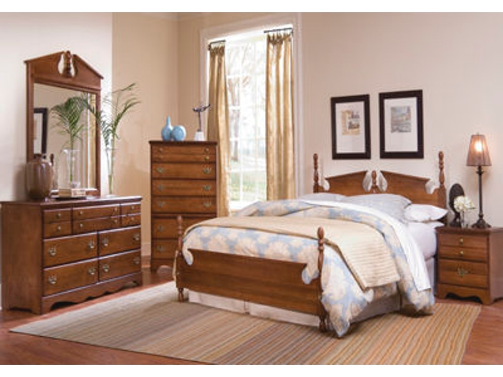 Carolina Furniture Works Bedroom Chest 184602 Sawmill Inc E Stroudsburg Pa