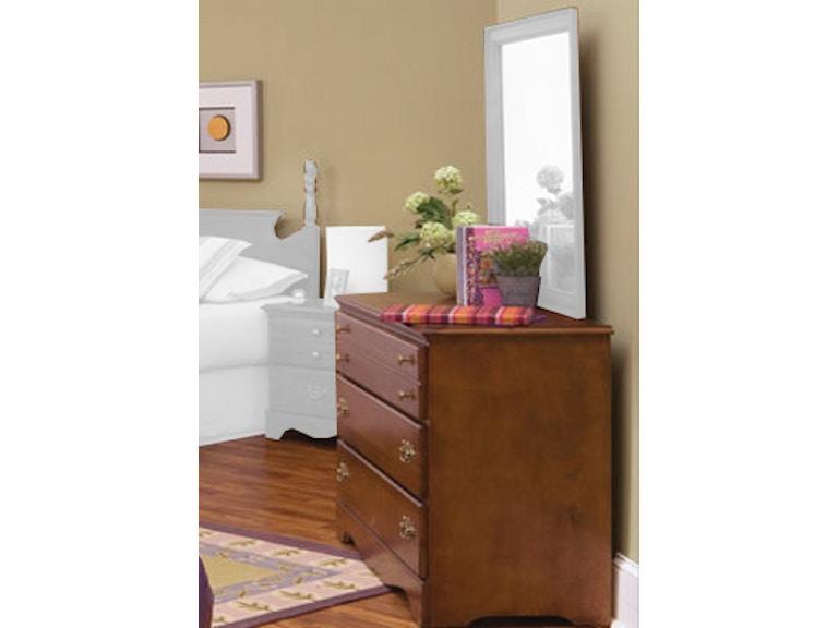 Carolina Furniture Works Bedroom Dresser 185300 Lenoir