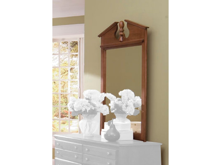 Carolina Furniture Works Accessories Vertical Mirror 186700 At Pittsfield Co