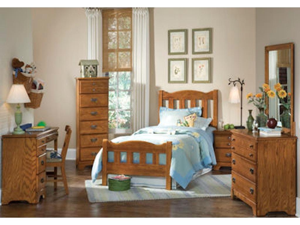 Carolina Furniture Works Youth Bedroom Student Desk 381400 Robinson 39 S Furniture Oxford Pa